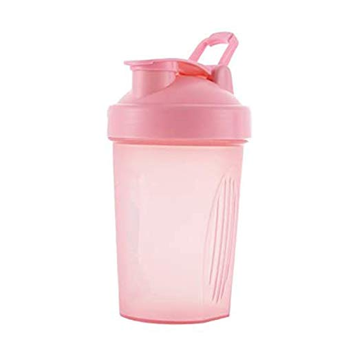 Shaker Bottle Protein Powders Mixing Cup Mixer Ball 1 Pc