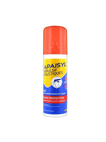Apaisyl Mosquito Repellent High Protection 90 m