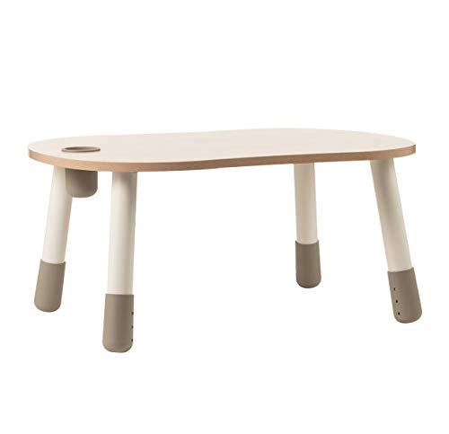 HYUNDAI LIVART DDOU-DDOU Play Table for Growing Children : Ergonomic Design, Easy to Assemble, 3-Steps Height Adjustable for Kids Learning, Home Schooling