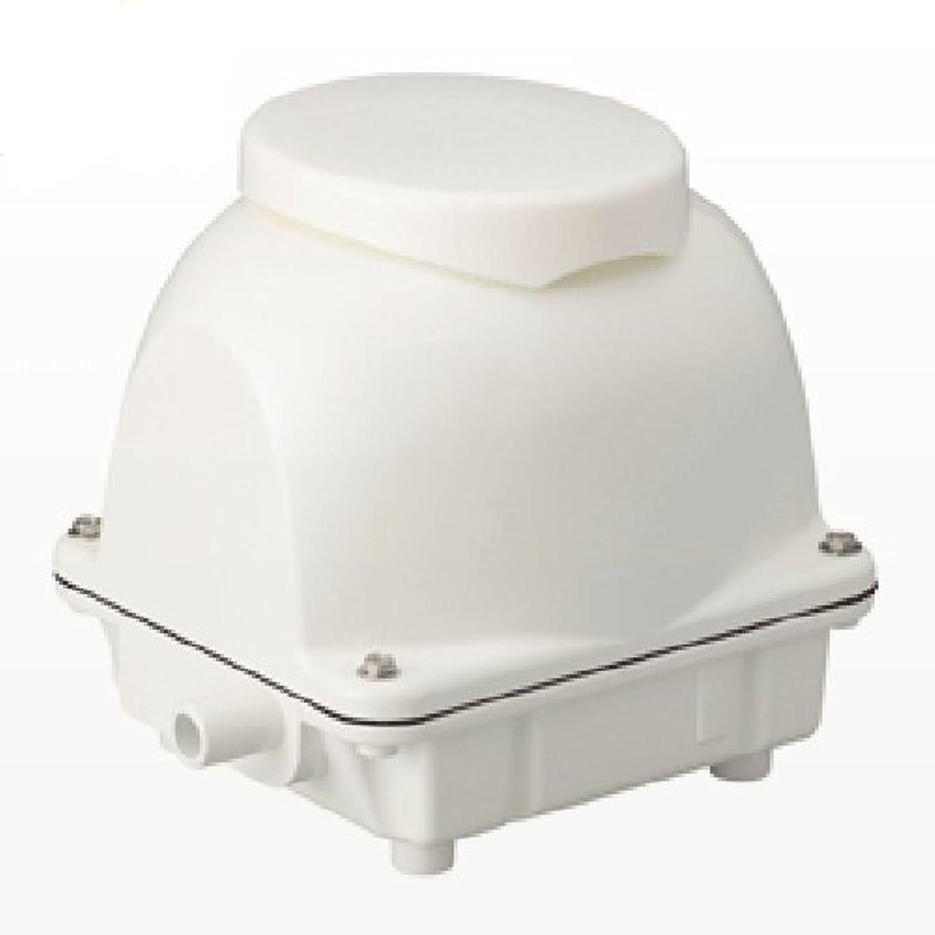 明らかに添付群れフジクリーン(旧マルカ) 浄化槽ブロワ 80L/min EcoMAC80 (MAC80N MAC80R後継機種)