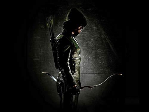 32inch x 24inch/80cm x 60cm Arrow Season 7 Silk Poster