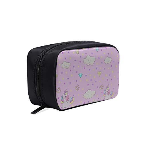 Teen Cosmetic Bag Fashion Vintage Wild Cute Animal Horse Baby Fashion Bags Summer Cosmetic Bag Men Fashion Book Bags Cosmetic Bags Multifunction Case Makeup Organizer Travel Bag