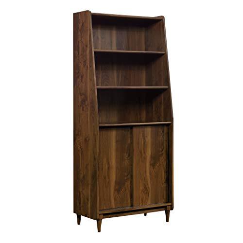 Sauder Harvey Park Bookcase, Grand Walnut finish