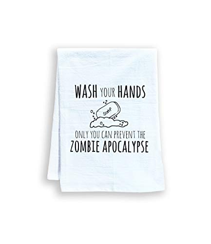 Top 10 Best Selling List for zombie kitchen towels