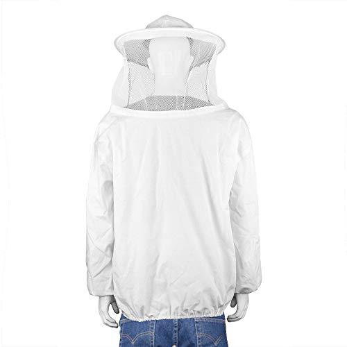Linian Combinaison Apicole,Costume Équipement de Protection Professionnel Anti Abeille pour Apiculteur