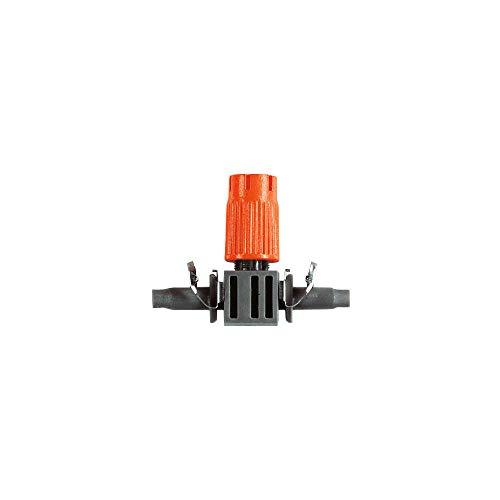 Quick & Easy kleine oppervlaktesproeieraar Verstelbare irrigatiediameter: 10-40 cm, Blister van 10 sprinklers, G8321-29