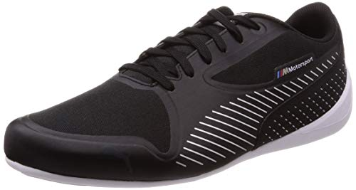 Puma BMW MMS DRIFT CAT 7 ULTRA, Unisex Sneaker, Schwarz (PUMA BLACK-PUMA SILVER 01), 40.5 EU (7 UK)