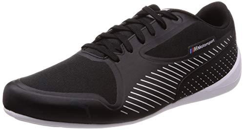 Puma Unisex-Erwachsene BMW MMS Drift Cat 7 Ultra Sneaker, Schwarz (Puma Black-Puma Silver), 39 EU