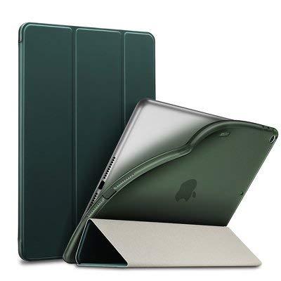 ESR- Funda Rebound de Silicona - Silicon Folder Compatible con i Pad Mini (2019) Smart Folio Case - Color Verde