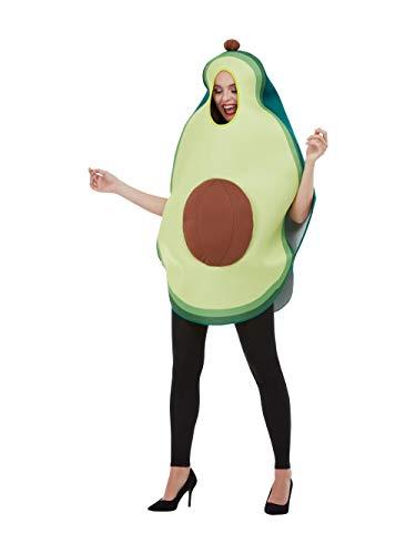 Smiffys 50718 Avocado kostuum, Unisex Volwassene, Groen, Eén maat