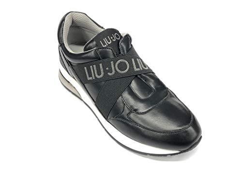 Lui Jo Liu Sneaker Senza Lacci Nera Comoda (37 EU)