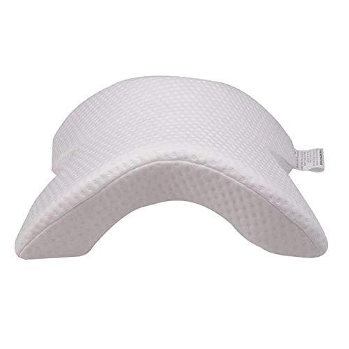 HI SBM Kissen Fuer nackenschmerzen für Rücken,X Nulldruck-Doppelumarmungskissen, U-förmiges Schlafkissen aus langsamem Rückprall-Memory-Schaum,Kann Den Schlaf Effektiv Verbessern