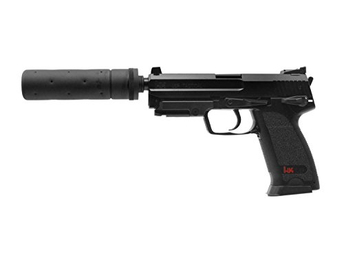 Heckler & Koch USP Tactical Softair / Airsoft AEP inkl. Akku, Lader & Silencer < 0,5 J. [2.5976]#14