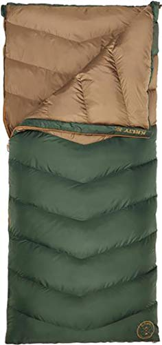 Kelty Galactic 30 Degree 600-Fill DriDown Backpacking and Camping Sleeping...