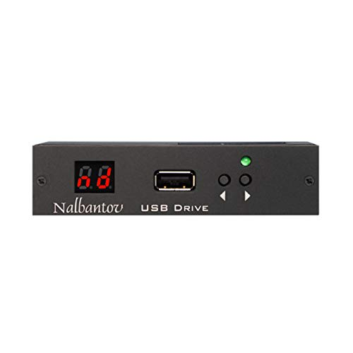 Review Nalbantov USB Floppy Disk Drive Emulator N-Drive 100 for Roland MC300 + OS included