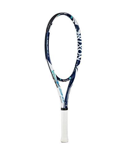 DUNLOP Tennisschläger Srixon Revo CS 8.0, Unisex-Erwachsene, Revo CS 8.0, weiß / blau, 4 1/8