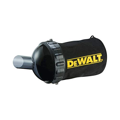 Dewalt DWV9390-XJ Dust Bag for Brush Without Cable DCP580, Multi, Replacement