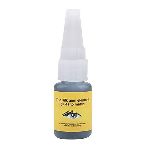Adhésif pour cils-10ML, sans odeur, hypoallergénique, sensible, professionnel, imperméable, extension de cils artificiels, adhésif, gel d'extension de cils, outils de maquillage pour faux cils