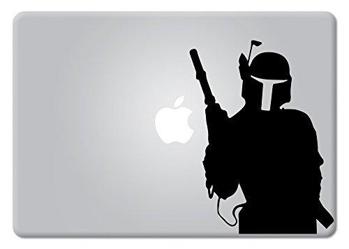 Boba Fett Star Wars Macbook Decal Vinyl Sticker Apple Mac Air Pro Retina Laptop sticker