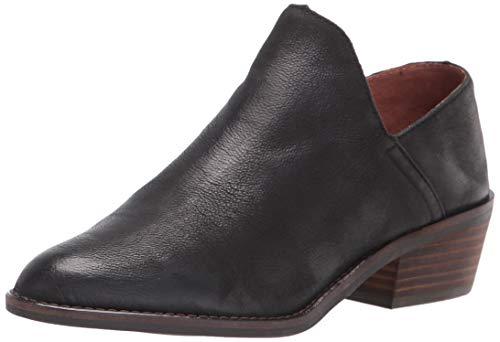 Lucky Brand Women's FAUSST Ankle Boot, Cedar, 8.5