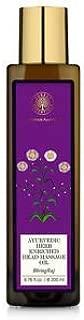 Forest Essentials Ayurvedic Bhring Raj Herb Enriched Head Massage Oil - 200