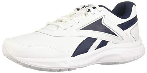 Reebok Herren Walk Ultra 7 DMX Max Sneaker, Mehrfarbig (Weiss/Maruni/Reauni), 40 EU