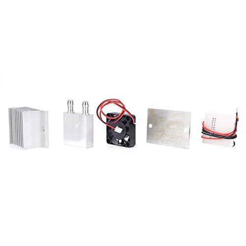 Módulo enfriador de sistema de refrigeración por agua 60W para amplificador de potencia