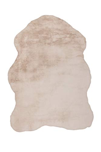 Arte Espina Teppich Rabbit Sheepskin 200 Creme 60x90cm