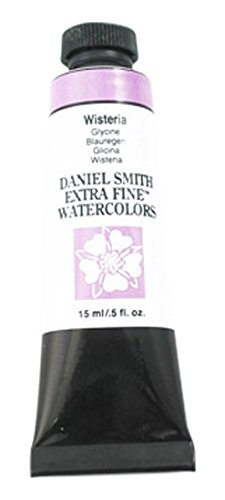 DANIEL SMITH Extra Fine Watercolor 15ml Paint Tube, Wisteria