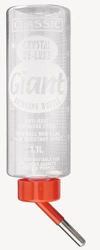 Kerbl 84075 Classic Trinkflasche 1100 ml