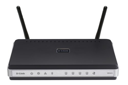 D-Link Wireless N Router Dir-615 4-port 10/100 Lan