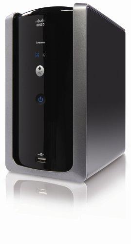 Linksys NMH305-EU Media Hub NAS-systeem met 500GB S-ATA harde schijf
