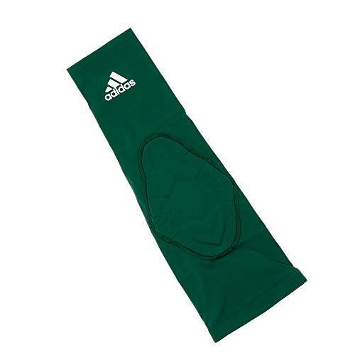 Adidas - Gomitiera Basketball, da uomo, colore: Verde, verde, L