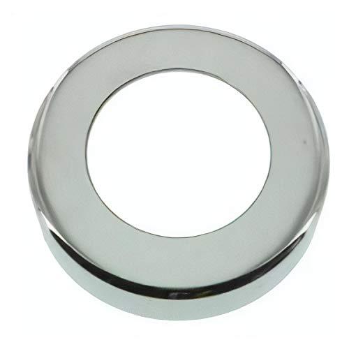 Petit Chrome Douille SWH, haut, H = env. 15 mm