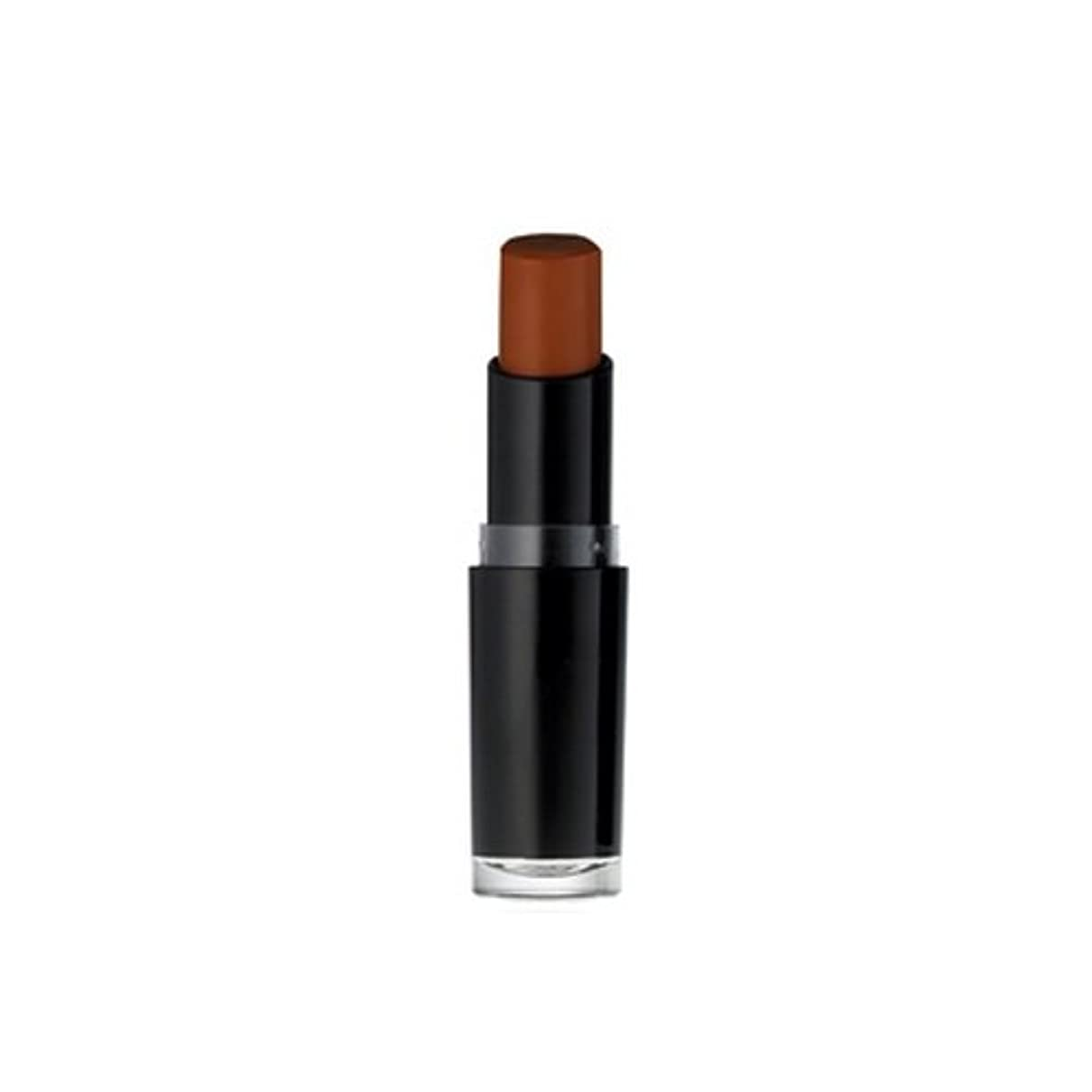 精神医学不機嫌自慢(6 Pack) WET N WILD Mega Last Matte Lip Cover - Mocha-licious (並行輸入品)