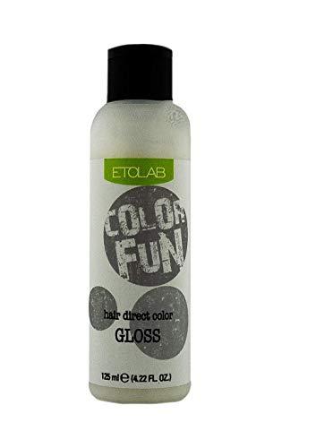 Etolab haarkleuring - 3x125 ml - transparant