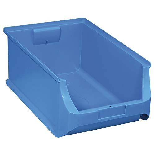 Allit 456216 Sichtbox Größe 5 500 x 310 x 200 mm in blau
