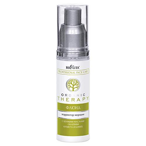 Belita Organic Therapy'Fluido correttore rughe' per viso, collo e decollete