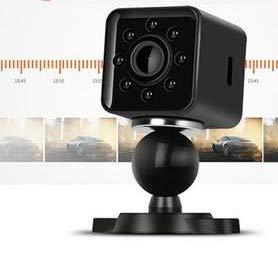 Mini Kamera,Wireless Mini berwachungskamera, Wireless Tragbar Nanny Cam,Full HD 1080P WiFi IP Kamera/Tragbare Kleine Überwachungskamera,Mikro Nanny Cam mit Bewegungserkennung und Infrarot Nachtsicht