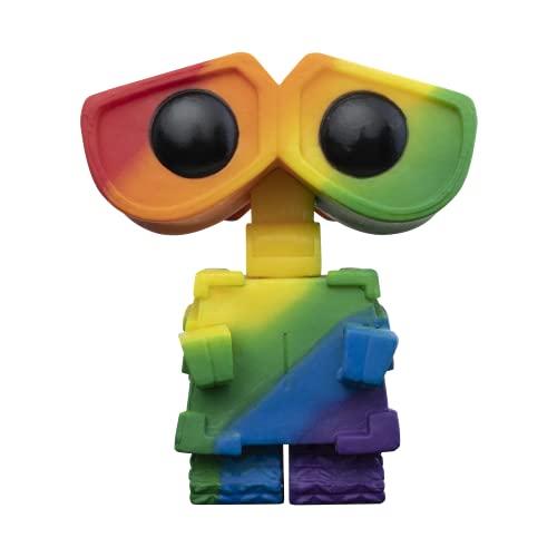 Funko 56980 POP Disney Pride- Wall-E (RNBW)