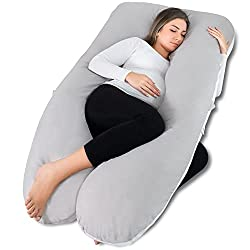 NiDream Body - Best Pregnancy Back Sleeping Pillow