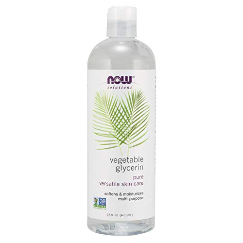 Now Foods Vegetable Glycerine - 473 ml. 650 g
