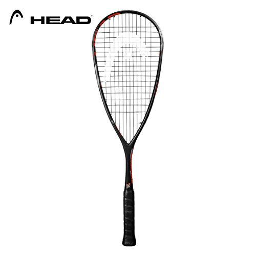 HEAD Extreme Squash Racquet Pre-Strung - 145 g, Light Balance