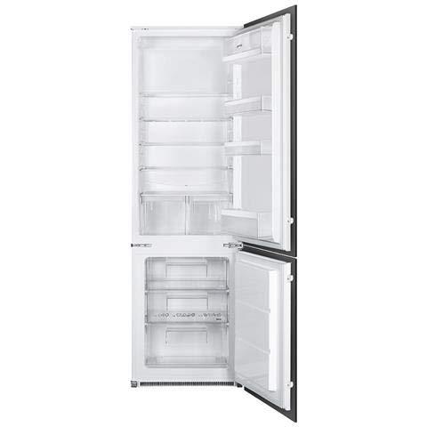 Smeg C3170P1 frigorifero con congelatore Incasso Bianco 277 L A+