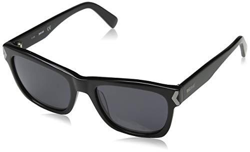 Just Cavalli Sonnenbrille Jc785S 01A-53-20-140 Gafas de sol, Negro (Schwarz), 53.0 para Hombre