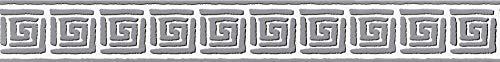 A.S. Création selbstklebende Bordüre Only Borders Borte 5,00 m x 0,05 m grau schwarz weiß Made in Germany 936461 93646-1