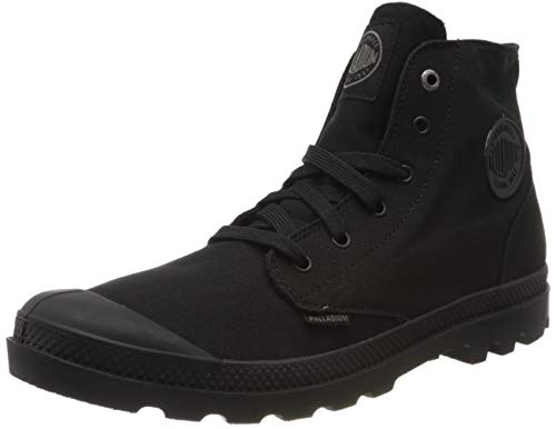 Palladium Pampa Hi Mono U, Zapatillas Altas Unisex Adulto, Negro (Black 315), 39 EU