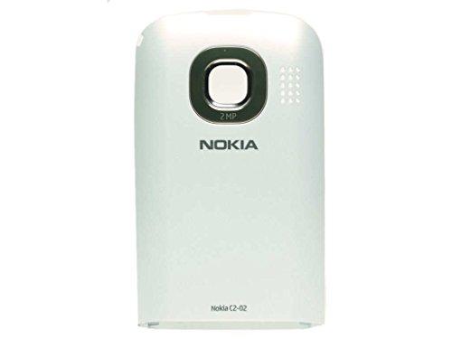 Nokia C2-02 coperchio della batteria gold