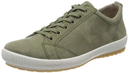 Legero Damen Tanaro 4.0 Sneaker, Grün (Dusty Olive) 7200, 39 EU
