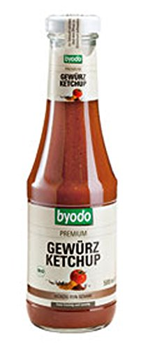 6er-VE Gewürz Ketchup 500g Byodo